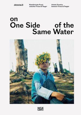 On One Side of the Same Water, cover, Yto Barrada, Oxalis Crown, 2006.