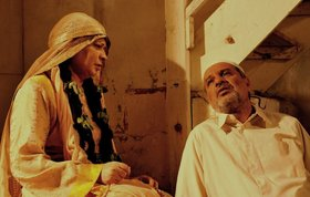 Mohammed Rashed Buali, The Good Omen, 2009, film still. Produced by Bahrain Film Production. Written by Fareed Ramadan. Courtesy of Mohammed Rashed Buali.