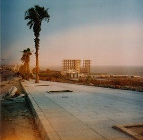 Ziad Antar, Cote d'Azure Hotel, Jnah Beirut, Built in 1973, 2007. Courtesy of Selma Feriani Gallery, London.