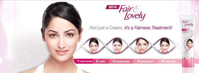 Found image: Fair & Lovely India