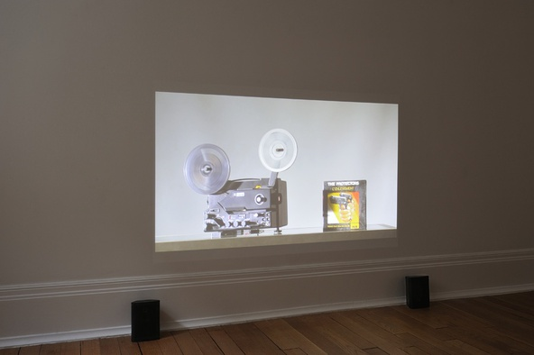 <p>Akram Zaatari, <em>On Photography People and Modern Times</em>. Installation shots.</p><p> </p><p>Credit Thierry Bal. Courtesy the artist and Thomas Dane Gallery.</p>