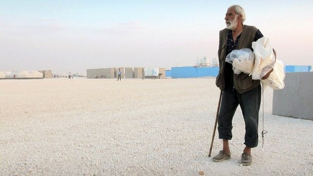 <p>Mario Rizzi</p><p><em>Al Intithar</em>, 2013</p><p>Film still</p><p>Courtesy the Artist & Sharjah Art Foundation</p>&nbsp;