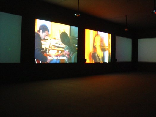 <p>Mario Rizzi</p><p><em>Out of Place</em>, 2005</p><p>Installation view</p><p>Courtesy the Artist & Sharjah Biennial</p>&nbsp;