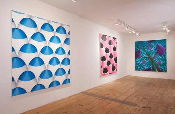 <p>Nadia Ayari</p><p><em>This Place</em>, 2011</p><p>Installation view at Monya Rowe Gallery</p><p>Courtesy the artist and Monya Rowe Gallery</p>&nbsp;