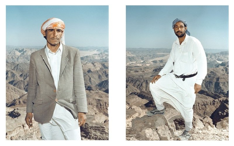 Ahmed Hosni, Go Down Moses 167-166, 2008-10.