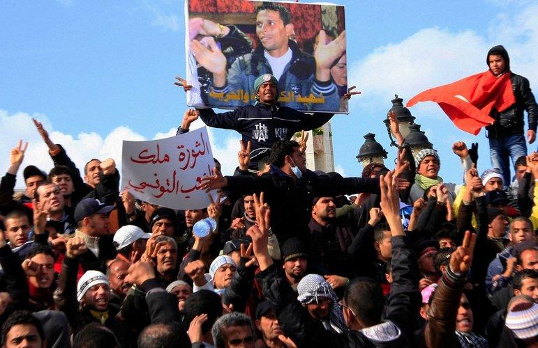 Fiscal de Posturas é o Estopim da Queda das Ditaduras Árabes