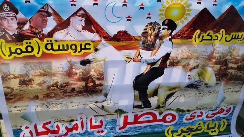 Sisi iconography. Screenshot by the author, source unknown.