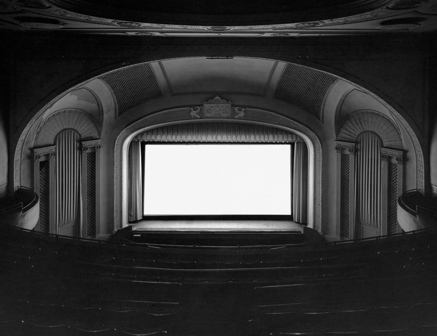 Hiroshi Sugimoto, End of Time, 2005.