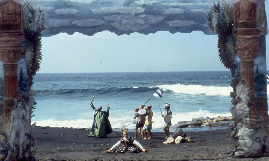 Ulrike Ottinger, The Conquest of the Happy Islands – A Colonial Opera, 1984. Film, 35 min, colour, still.