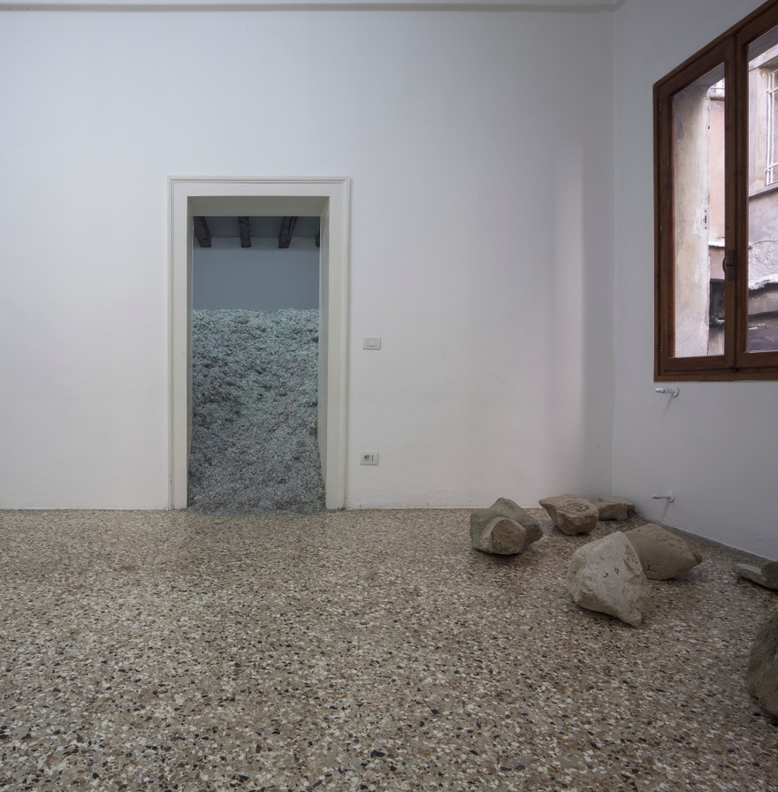 Christodoulos Panayiotou, Two Days After Forever, Cyprus Pavilion, 56th International Art Exhibition - la Biennale di Venezia, All the World's Futures.